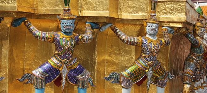 Bangkok – pomysł na weekend
