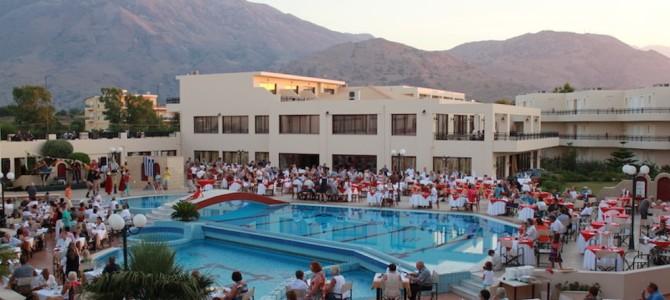 Hotel Vantaris Palace – rodzinny hotel na Krecie