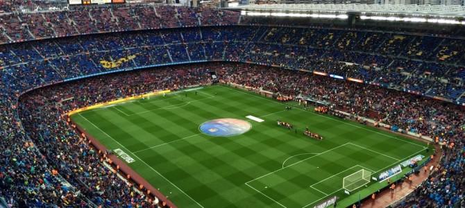 Barcelona – część 1 – Camp Nou
