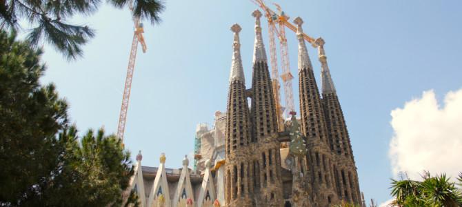 Barcelona – część 2 – śladami Gaudiego