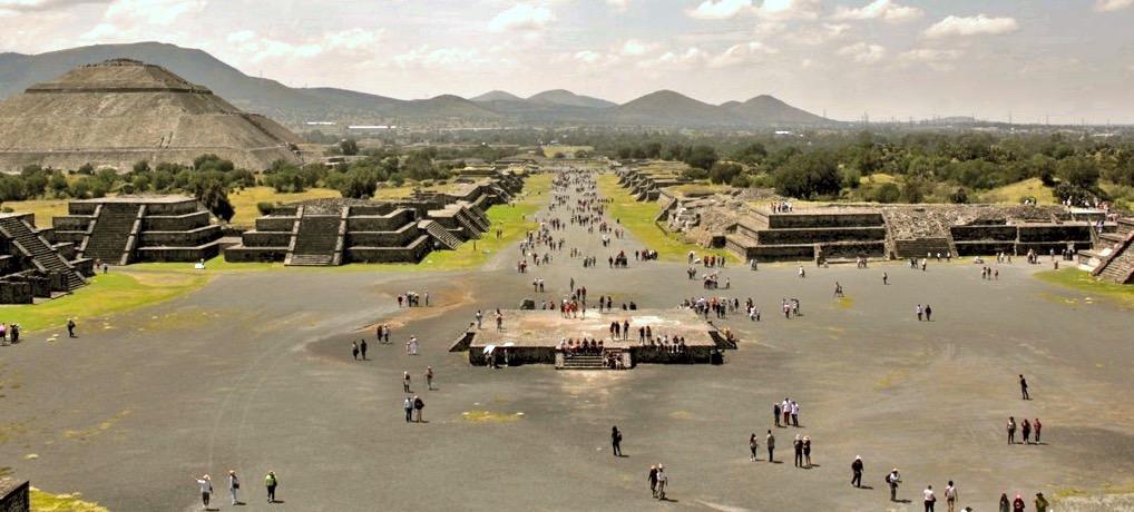 Teotihuacan – miejsce gdzie ludzie stają się bogami