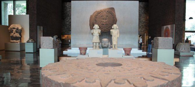 Muzeum Antropologiczne i Tenonochtitlàn