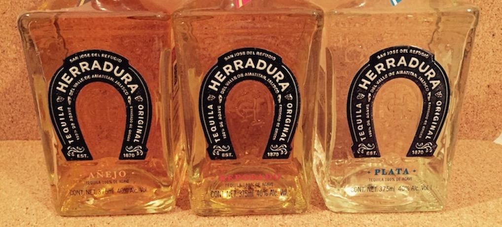 Tequila - prywatna kolekcja