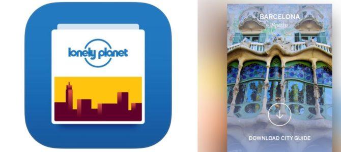 """Przewodniki """"Lonely Planet"""""""