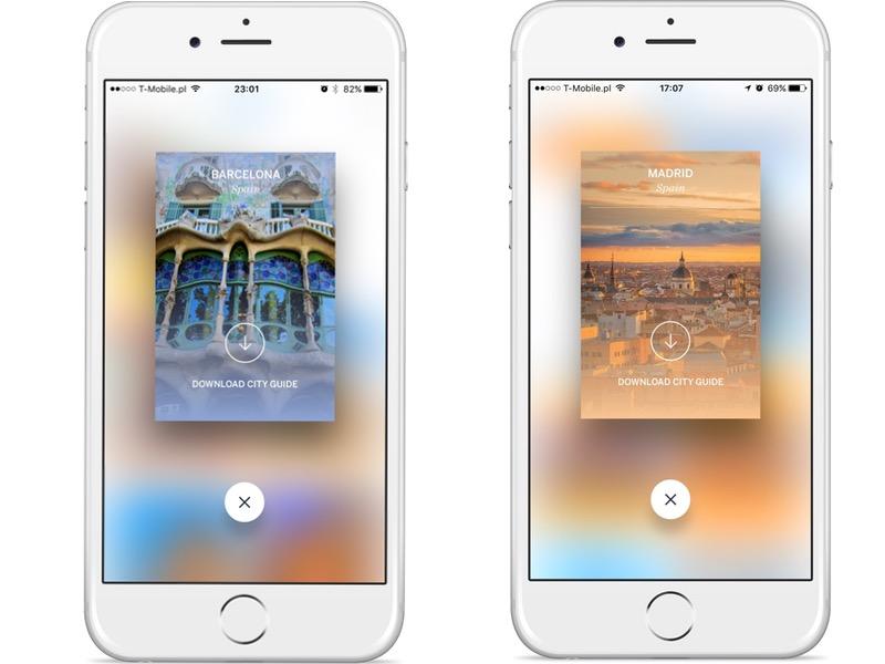 Fot. Tomasz Jakubowski / MojeWedrowki / Przykładowe przewodniki w aplikacji Guides by Lonely Planet