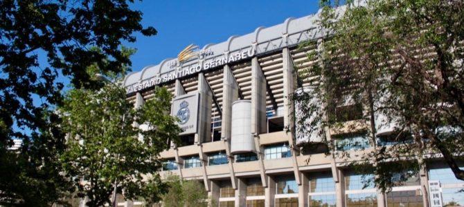 Stadiony Madrytu – Santiago Bernabéu