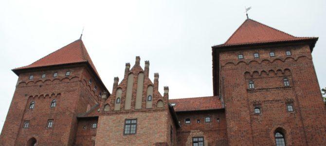 Nidzica – zamek krzyżacki