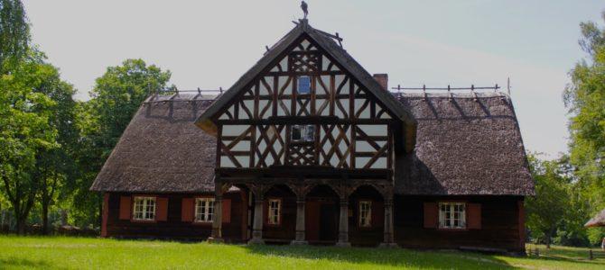 Olsztynek – Skansen – Muzeum Budownictwa Ludowego