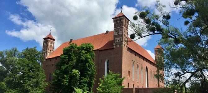 Zamek biskupów w Lidzbarku Warmińskim