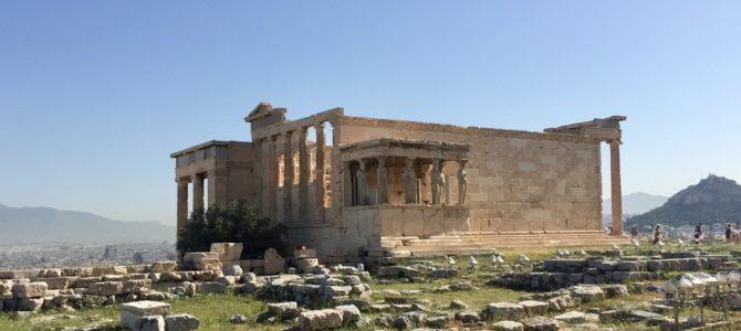 Ateny – zachwycająca stolica Grecji