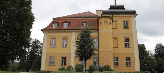 Dolina Pałaców i Ogrodów – Łomnica